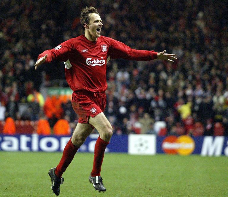 Soccer – UEFA Champions League – Round of 16 – First Leg – Liverpool v Bayer Leverkusen – Anfield