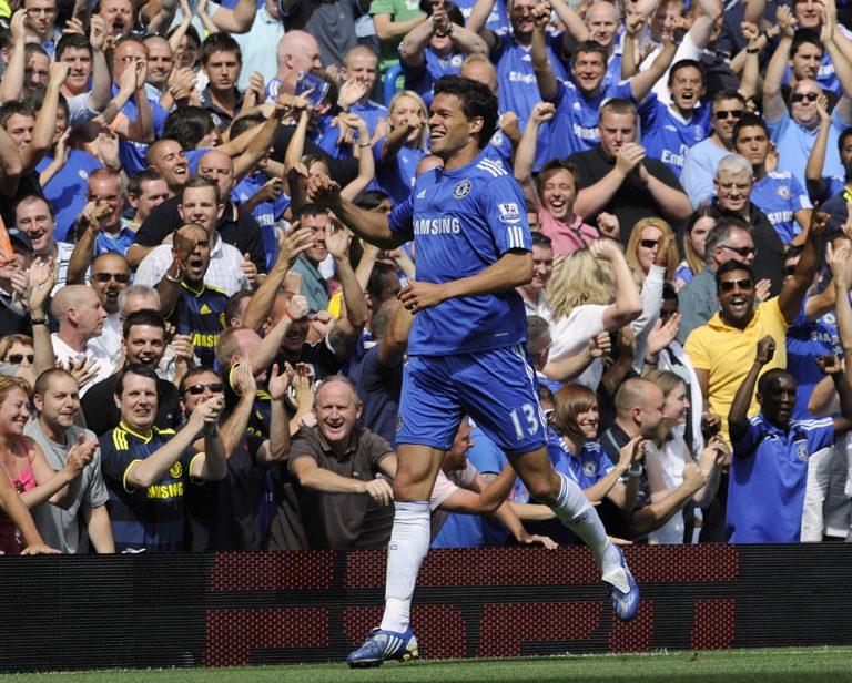 Soccer – Barclays Premier League – Chelsea v Burnley – Stamford Bridge
