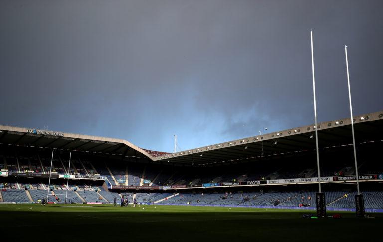 BT Murrayfield could host football next season