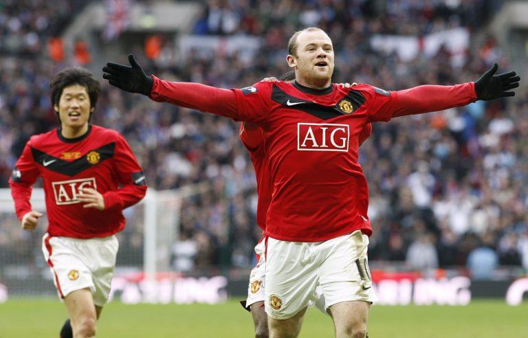 Soccer – Carling Cup – Final – Manchester United v Aston Villa – Wembley Stadium