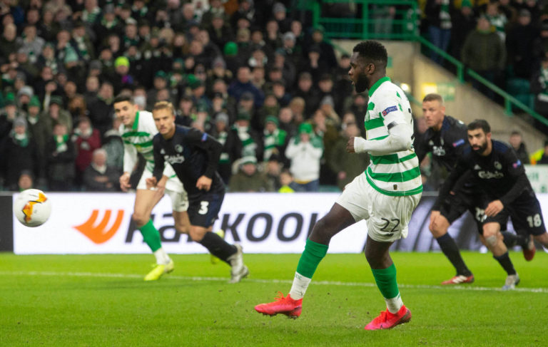 Celtic's Odsonne Edouard is wanted by Manchester United and Arsenal