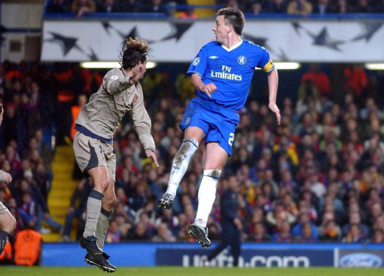 Soccer – UEFA Champions League – Round of 16 – Second Leg – Chelsea v Barcelona – Stamford Bridge