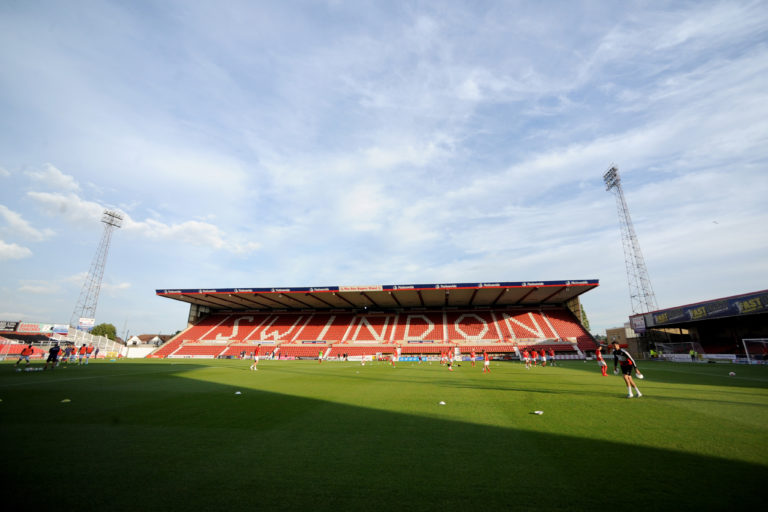 Swindon will be promoted under the points-per-game basis if that gets voted through