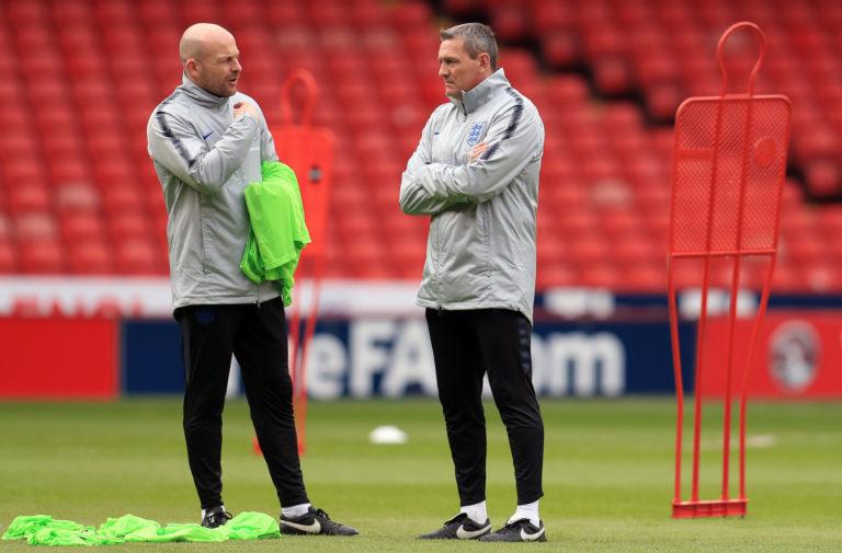 England U21 Training Session – Bramall Lane