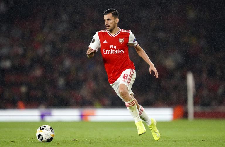 Dani Ceballos has been on loan at Arsenal
