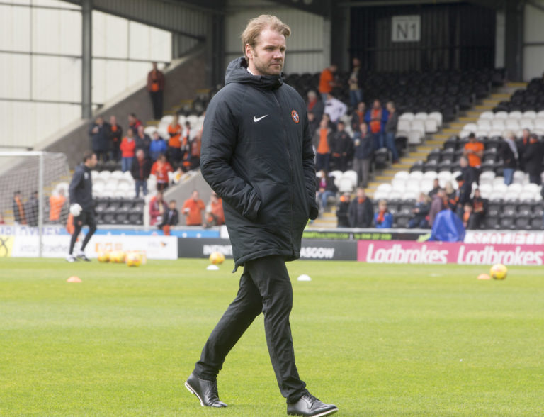 Robbie Neilson is looking forward to getting his players back together