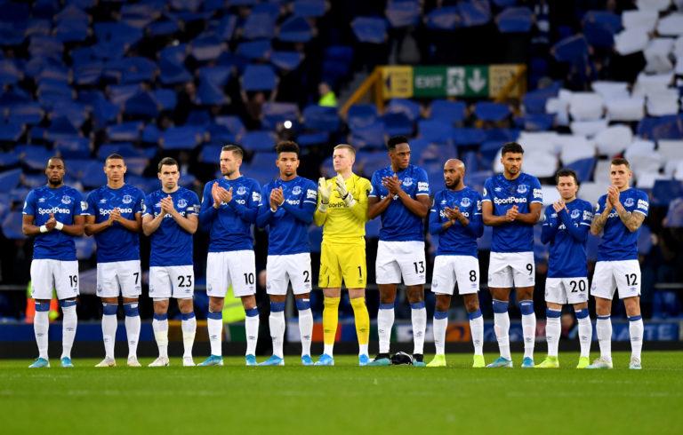 Everton v Burnley – Premier League – Goodison Park