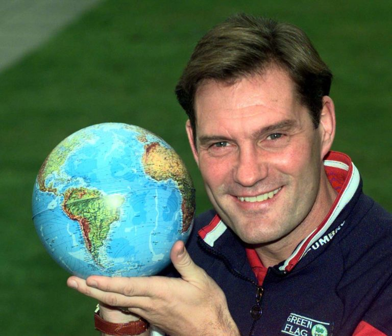 Hoddle's England briefly had the look of world beaters.