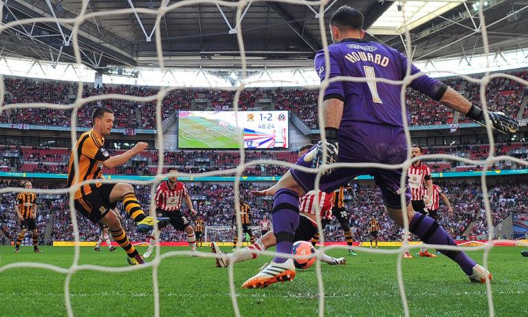 Soccer – FA Cup – Semi Final – Hull City v Sheffield United – Wembley Stadium