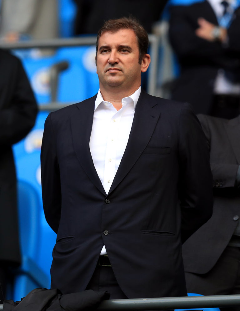 Manchester City chief executive Ferran Soriano has described the process which led to their European suspension as