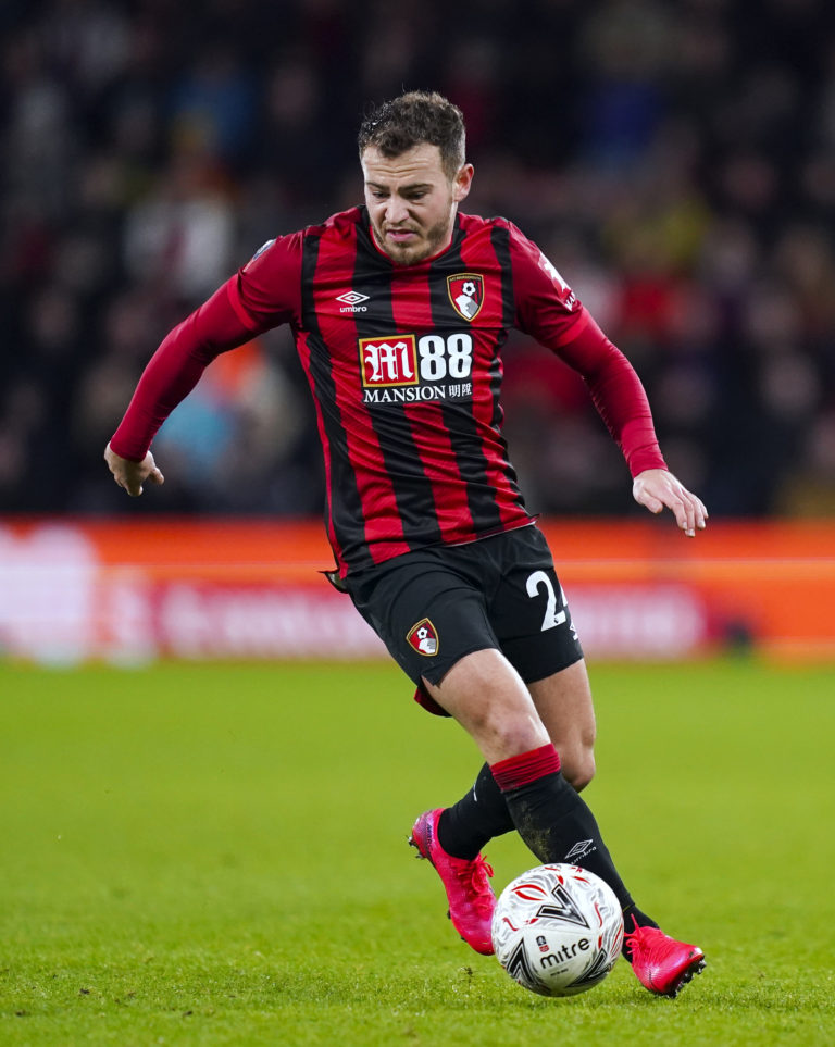 Ryan Fraser looks to be on his way out of the Vitality Stadium