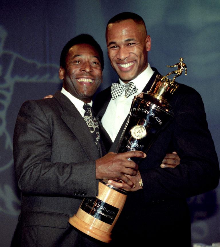 Les Ferdinand & Pele