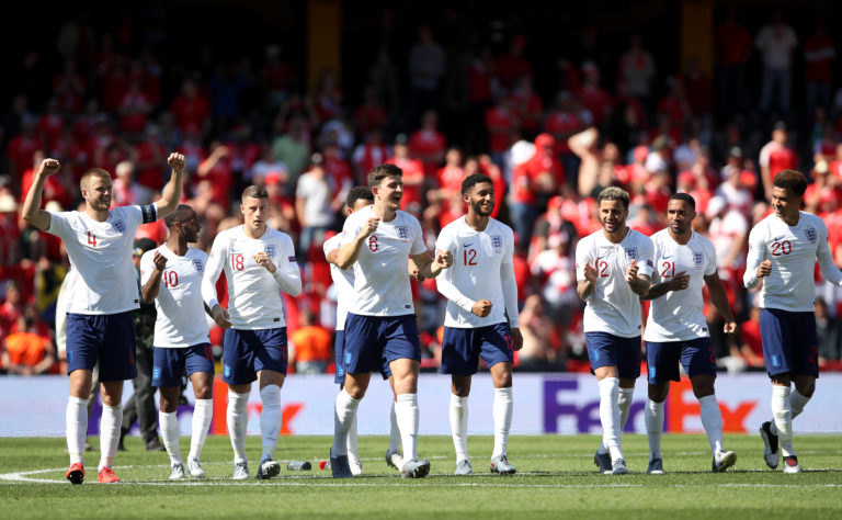 England finished third in the inaugural Nations League