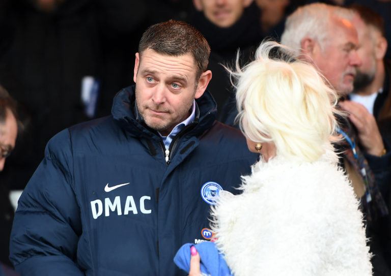 Darragh MacAnthony was not happy with League One's curtailment