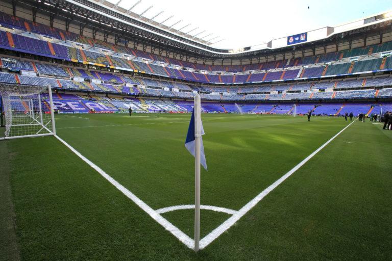 Real Madrid will return to the Bernabeu on Sunday (Nick Potts/PA)