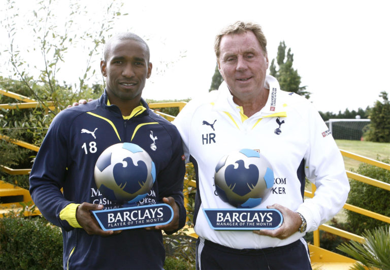 Soccer – Jermain Defoe Receives Player of the Month Award