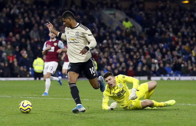 Burnley v Manchester United – Premier League – Turf Moor
