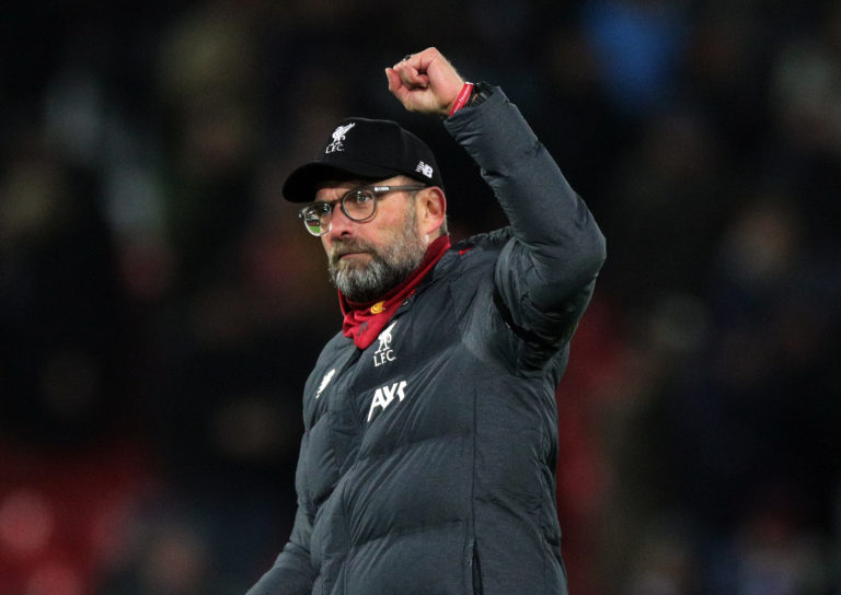 Liverpool could clinch Premier League glory in their first game back