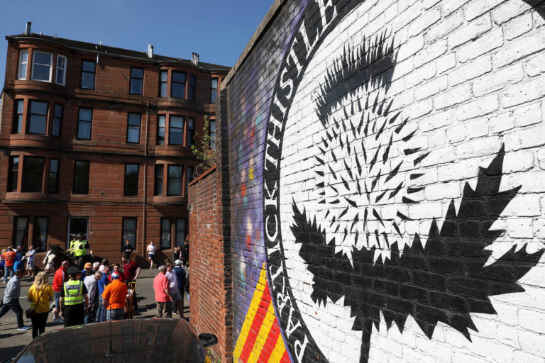 Partick Thistle face an unknown fate