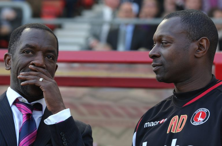 Dyer was Chris Powell's number two