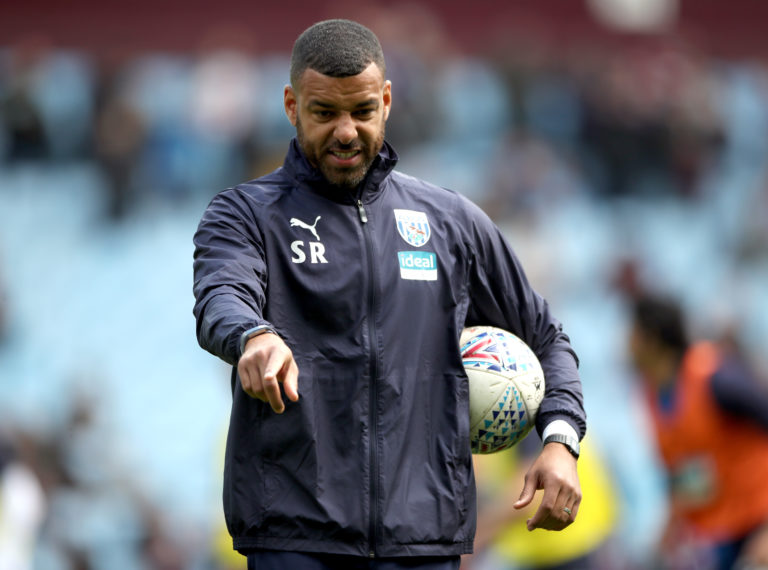Steven Reid played for West Brom before later joining their coaching staff