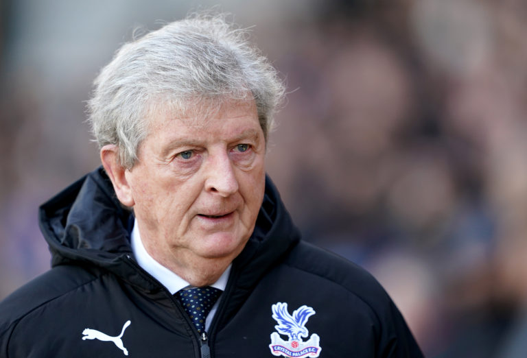 Roy Hodgson will try and lead Crystal Palace to a top-half finish