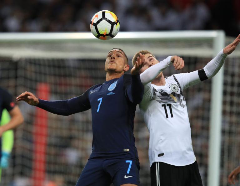 England v Germany – International Friendly – Wembley Stadium