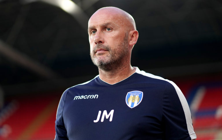 John McGreal was thrilled with the strike