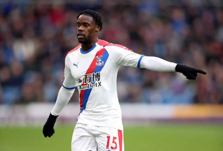 Jeffrey Schlupp, pictured, is unavailable to Roy Hodgson