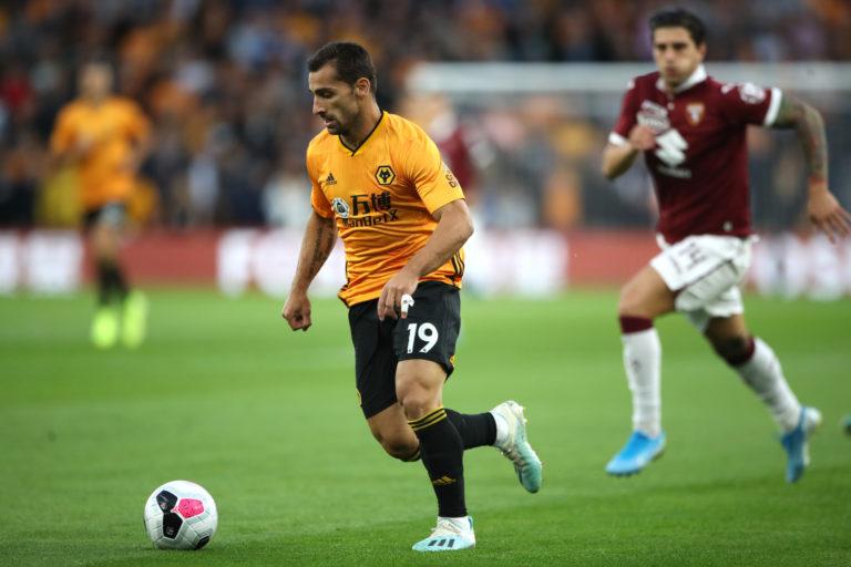 Wolverhampton Wanderers v Torino – UEFA Europa League – Play-Off – Second Leg – Molineux