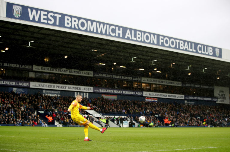 West Brom resume their bid for promotion to the Premier League