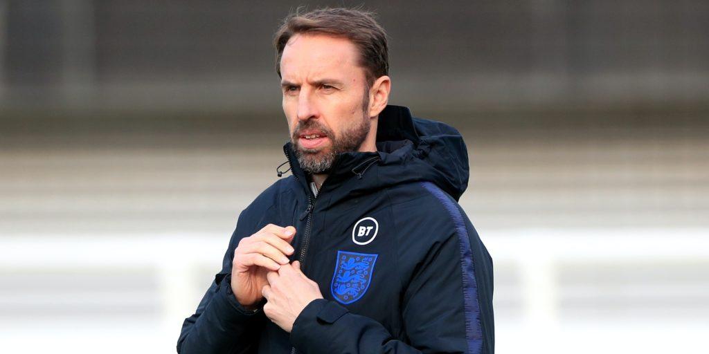 Gareth Southgate prévoit le retour du football international en septembre  - Foot 2020