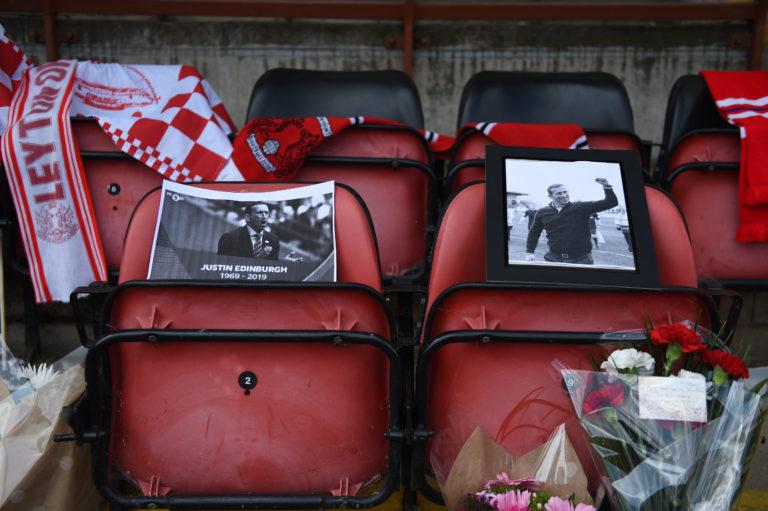 Justin Edinburgh Tributes