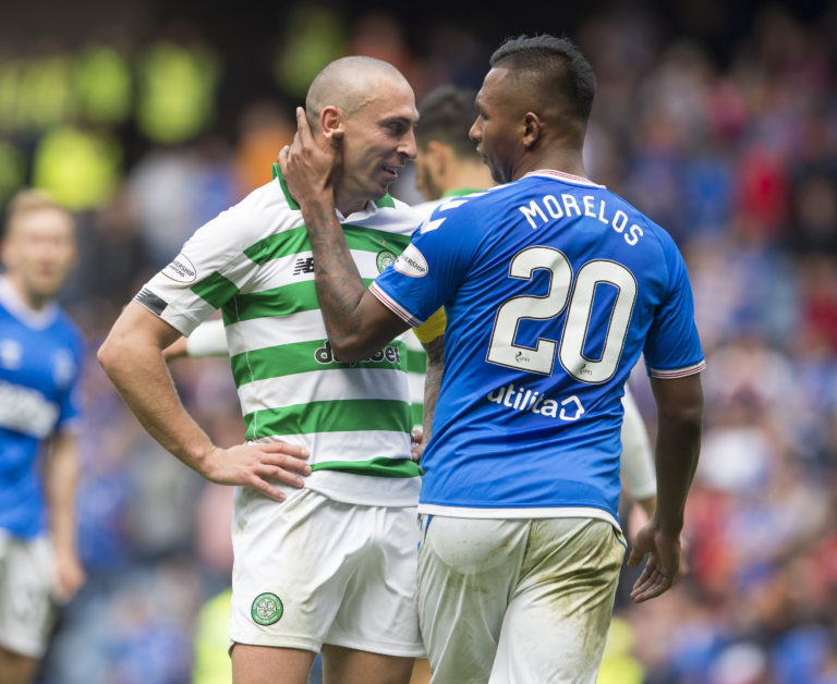 Scott Brown is enjoying his football more than ever