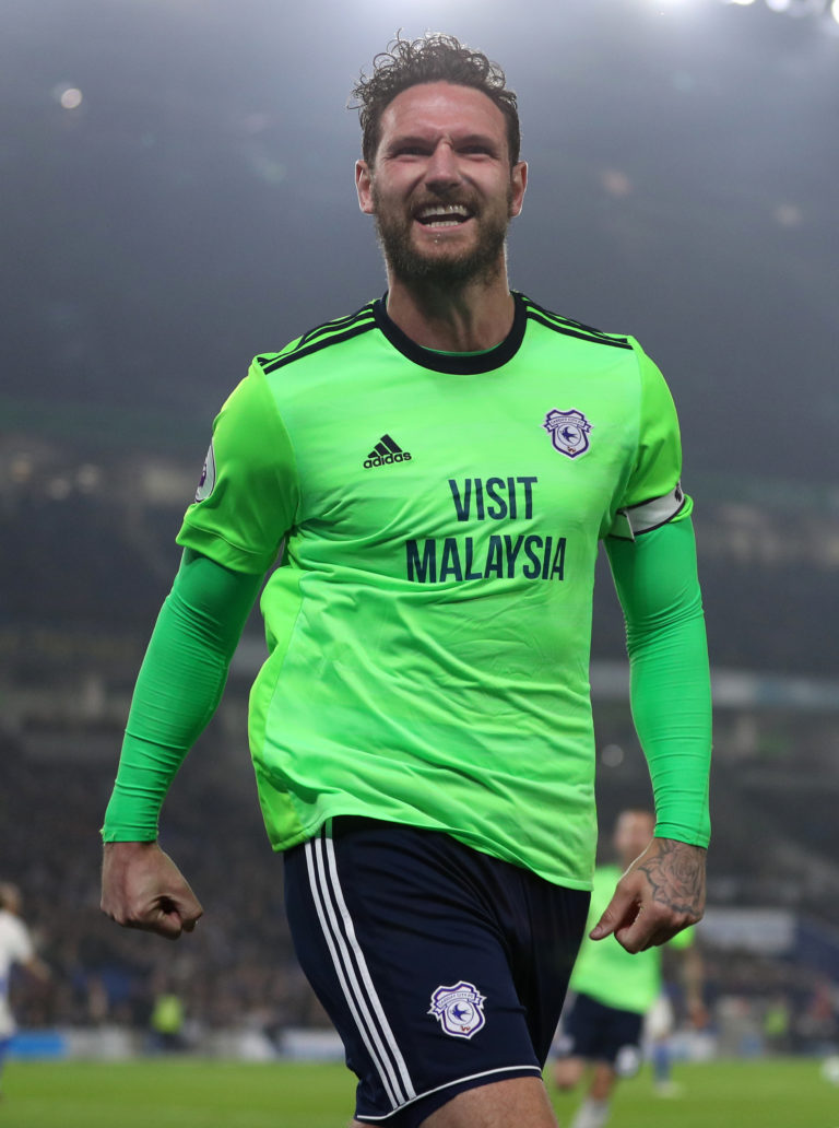 Cardiff skipper is hoping to entertain football fans over the coming weeks.