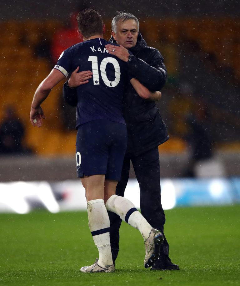 Wolverhampton Wanderers v Tottenham Hotspur – Premier League – Molineux
