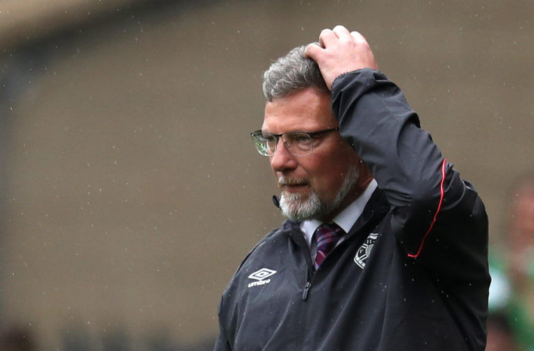 Craig Levein expected Neilson to return at some stage