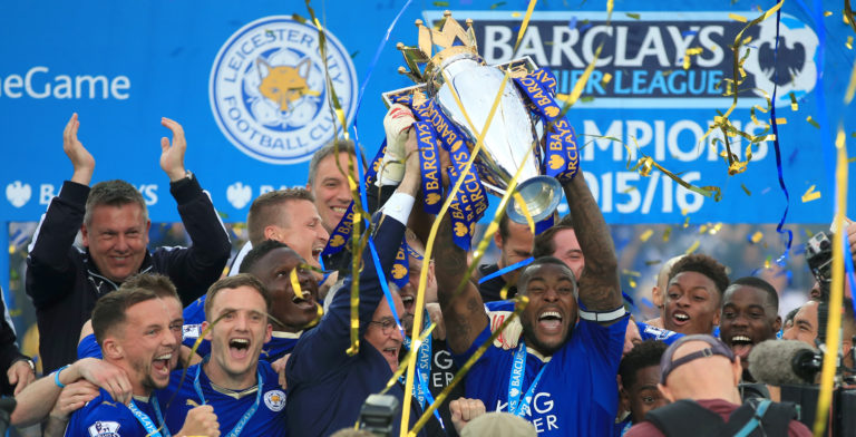 Rodgers accepts that his current crop cannot surpass Leicester's Premier League champions
