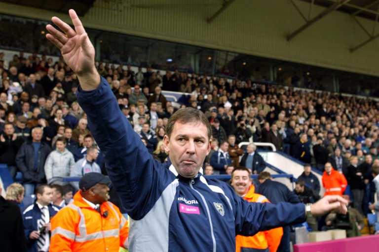 West Brom's survival was a high point in Robson's managerial career