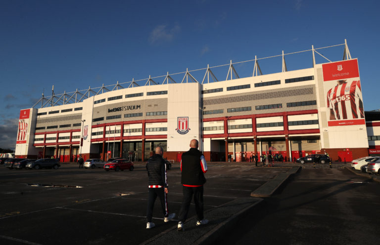 Boro travel to Stoke's Bet365 Stadium on Saturday (Nick Potts/PA).