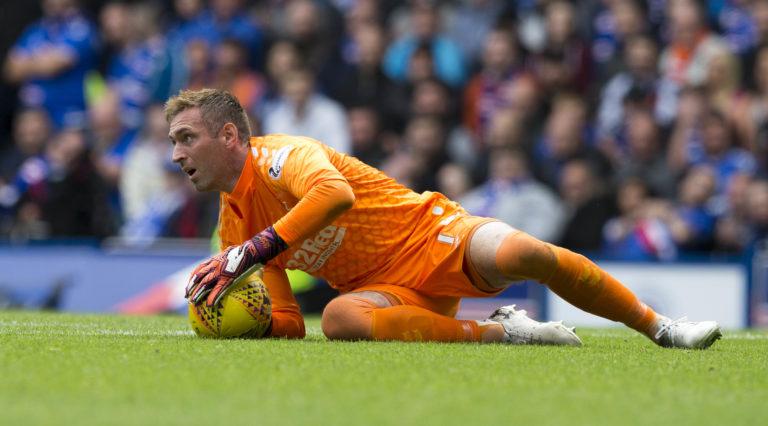 Allan McGregor faces fresh competition