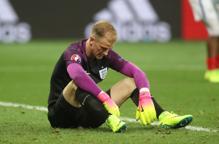 Hart had a disappointing Euro 2016 (Owen Humphreys/PA).