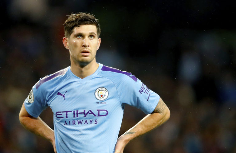 John Stones is not expected to be available at Stamford Bridge
