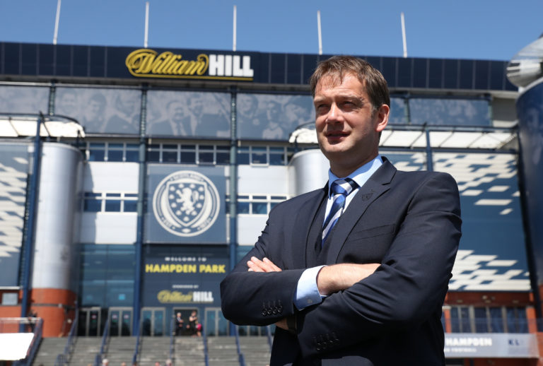 The SFA's Ian Maxwell welcomed the announcement