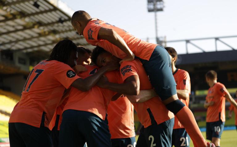 Norwich City v Everton – Premier League – Carrow Road