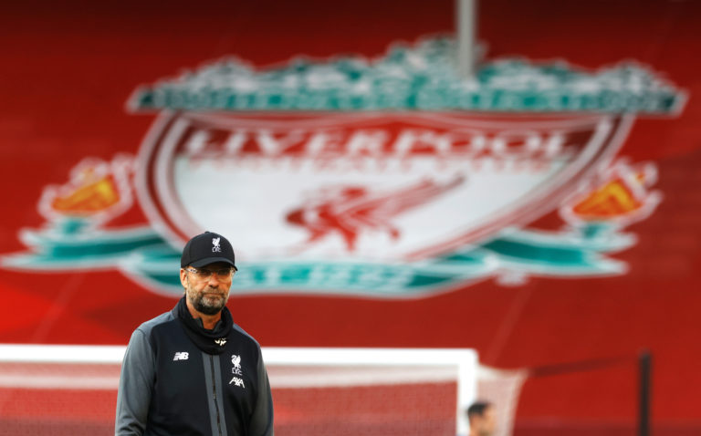 Liverpool manager Jurgen Klopp is relishing their trip to Manchester City next week