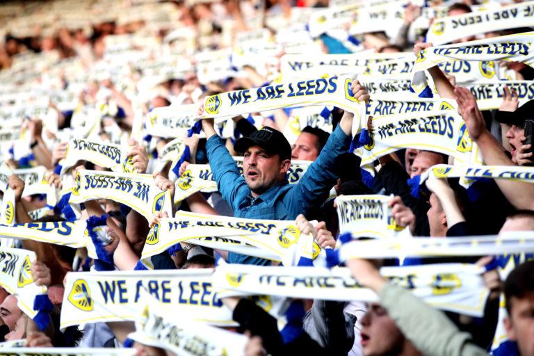 Marcelo Bielsa acknowledged Leeds' fans will be missed
