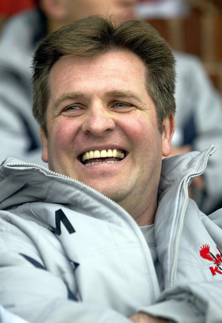 Jan Molby served as manager of Kidderminster