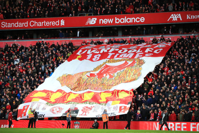 Liverpool have become unbeatable at Anfield