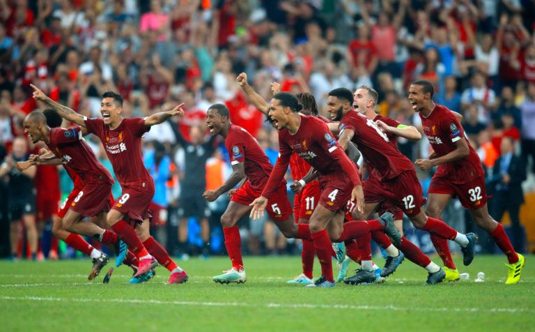 As a unit Liverpool's players have found a way to win